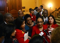 BlackLatinoCaucus SOTS media avail youth employment web